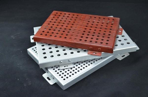 广东穿孔铝单板厂家