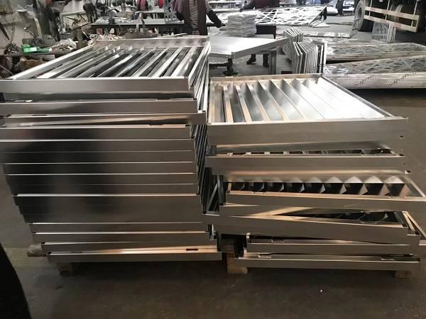 铝合金空调外机罩生产厂家