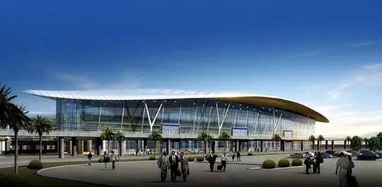 赣州T2黄金机场改造扩建工程