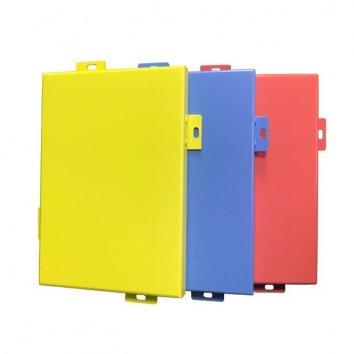 氟碳铝单板价格