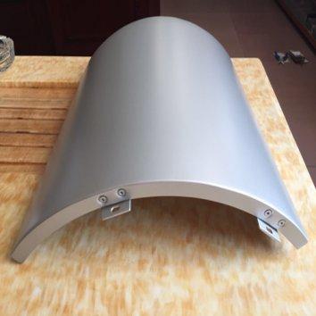 商场透光包柱铝单板定制