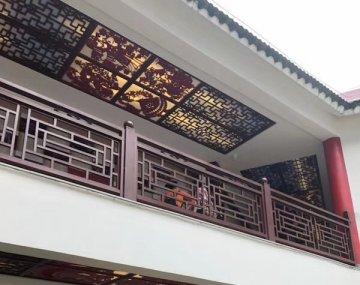 过道铝窗花吊顶厂家定制