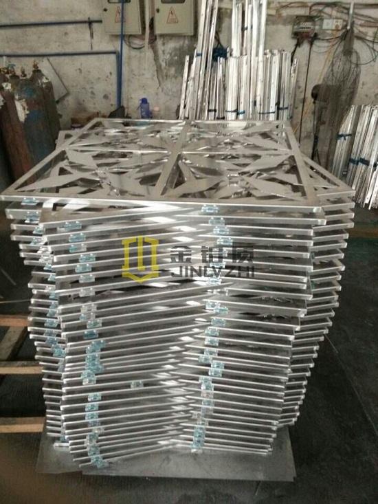 广东氟碳外墙铝单板幕墙厂家直销 规格按图纸