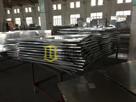 广东铝单板幕墙生产厂家 铝单板吊顶订制 铝单板价格实惠