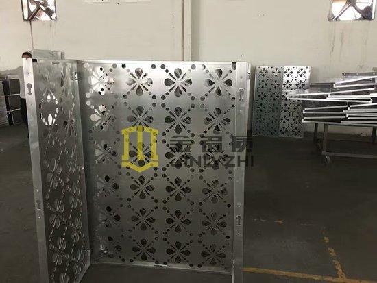 铝合金空调罩厂家生产线制作工艺