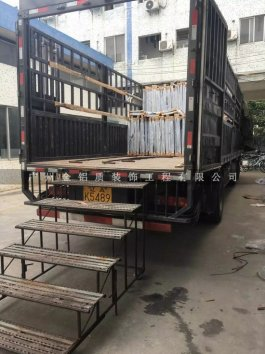 广东拉网铝单板厂家