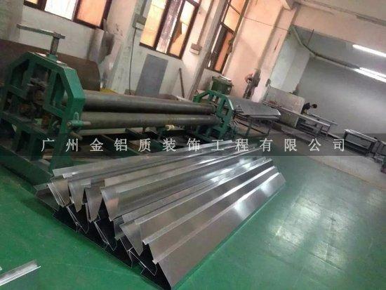 广东铝板幕墙公司 木纹铝单板定制 量大从优
