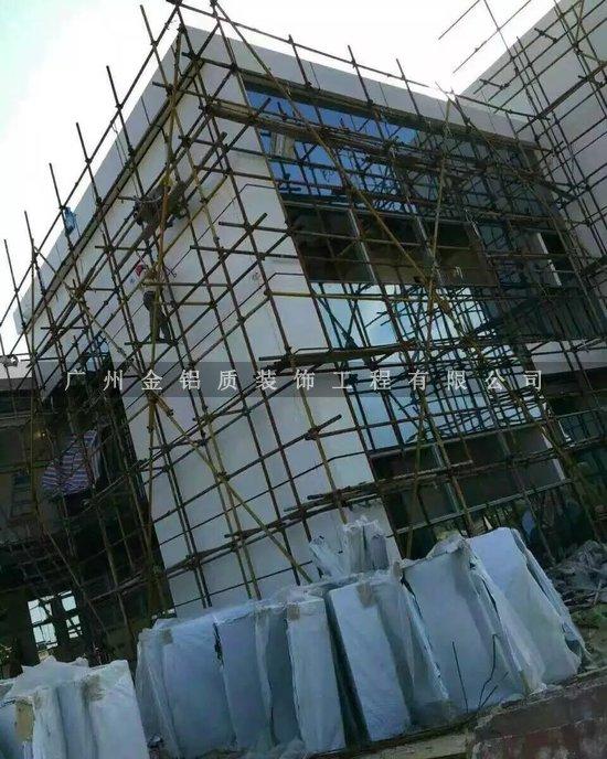 广东铝板幕墙厂家 专业定做铝单板 量大从优