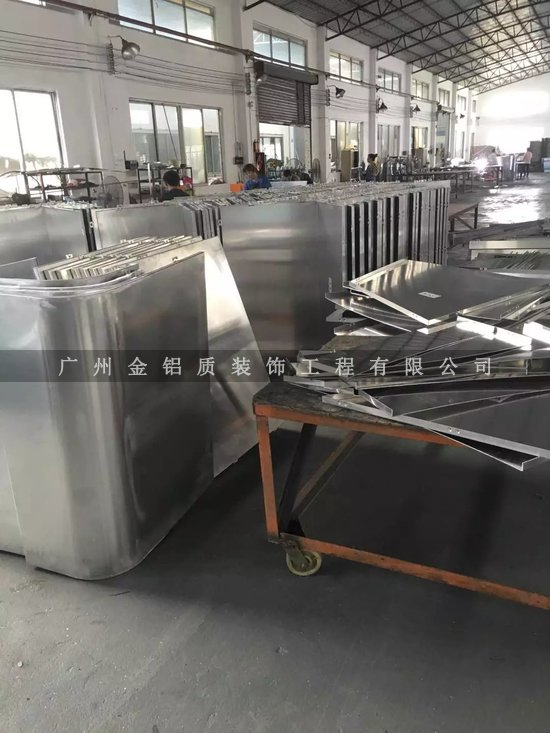 广东铝单板幕墙厂家直销 铝单板吊顶可定制 量大从优