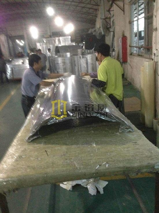 定制氟碳铝单板幕墙厂家直销 铝单板价格实惠 量大从优