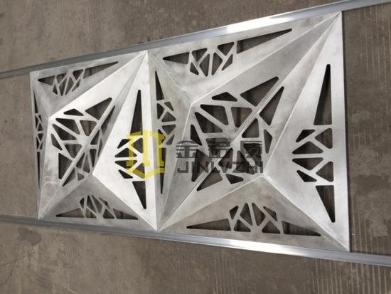 广东镂空铝单板厂家-艺术雕刻铝板幕墙-造型铝单板
