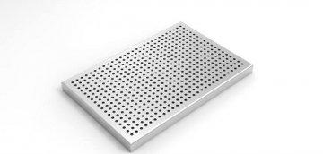 冲孔氟碳铝单板厂家