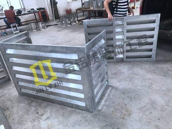 铝合金空调罩价格