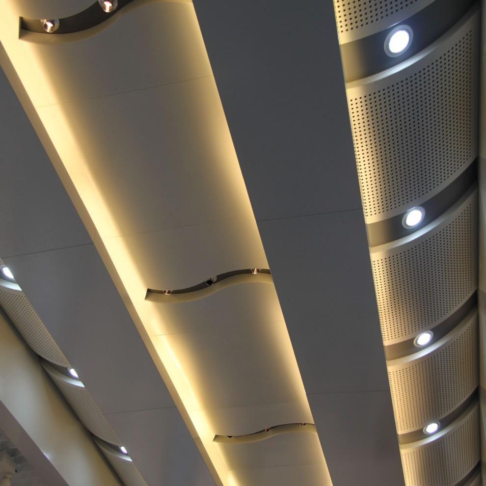 造型铝单板  金铝质
