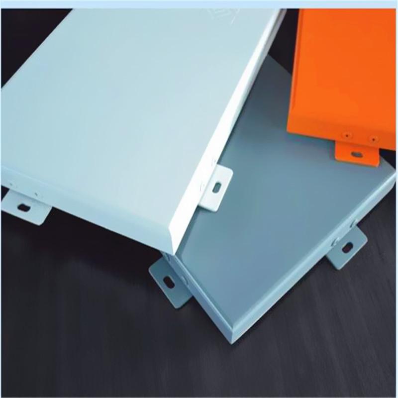氟碳铝单板幕墙  金铝质