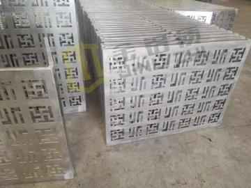 绍兴铝合金空调罩厂家直销