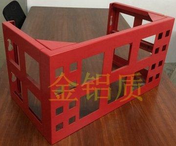 中国风系列铝合金空调罩
