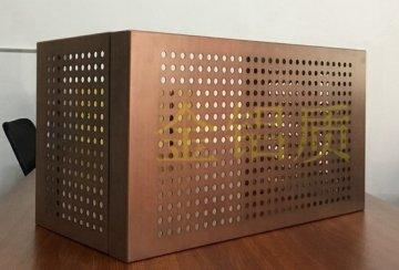 古典系列铝合金空调罩